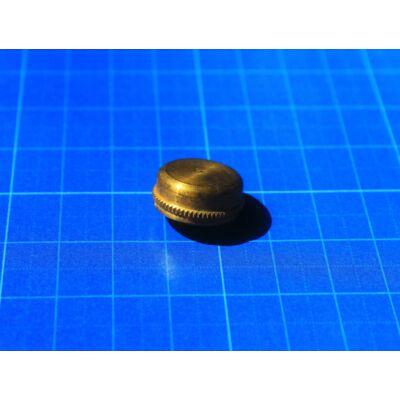 Boosey&Hawkes Billentyű gomb - Kicsi réz