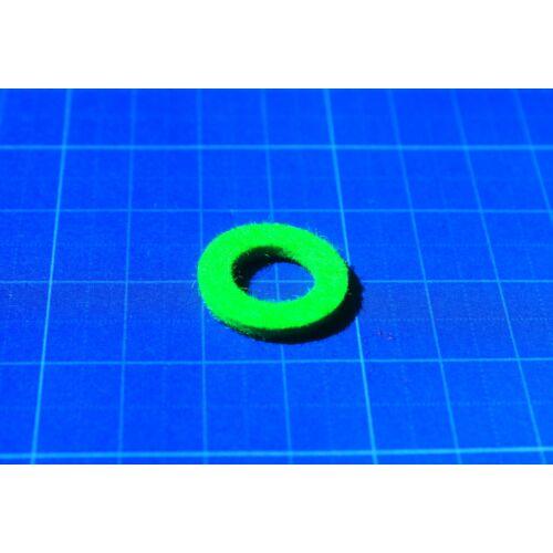 Allied Trombita/Kornett felső dugattyú sapka filc (zöld)