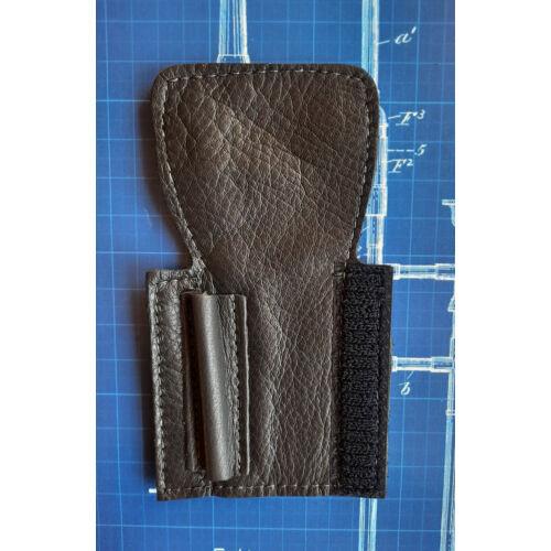 LSCO Rath R4F Tenor Harsona Hagmann nyakvédő bőr - fekete