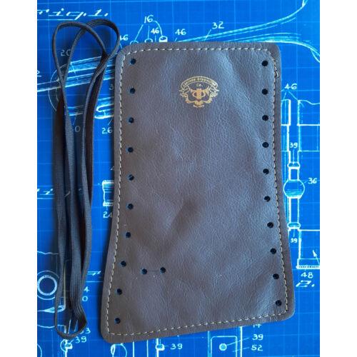 LSCO Univerzális Vadászkürt kézvédő bőr - barna